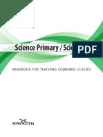 ScienceP Science1 Handbook