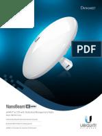 NanoBeam AC Gen2 DS