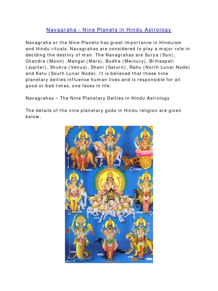 Navagraha pdf