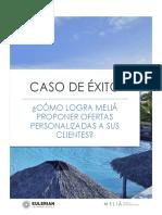 Caso de Exito Melia Hotels
