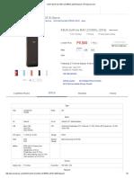 ASUS ZenFone MAX ZC550KL (2016) Specs _ Priceprice