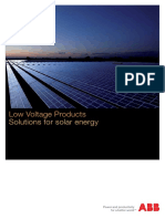 ABB 1SDC007350B0203_Low Voltage Products_Solutions for solar energy.pdf