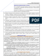 Tabla Secuencia Objetivos Contenidos Criterios