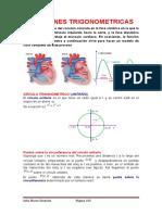 CALCULO I - Funciones Trigonometricas y Sus Aplicaciones