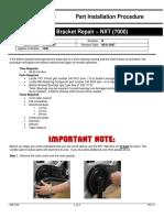 Bottom Bracket Repair - NXT 7000.635-4109D