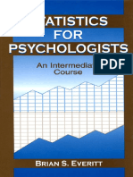 Everitt - Statistics for psychologists 2001.pdf