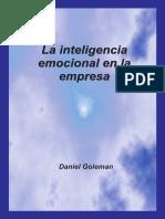 111447880 La Inteligencia Emocional en La Empresa Goleman Daniel Author