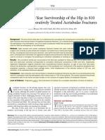 Tannast Et Al 2012 Acetabular Fractures