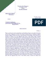Accion Publiciana SC Decision