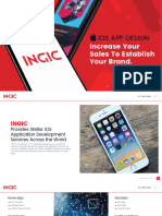 INGIC IOS APP DESIGN