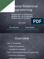 FRP Presentation Web