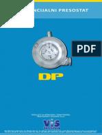 Diferencijalni Presostat DP