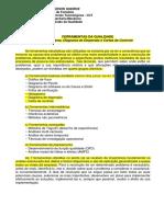 Ferramentas Da Qualidade Histograma Dispersao Carta de Contr