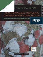 Territorialidad Indígena%2c Conservación y Desarrollo. Discursos Sobre La Biodiversidad en La Amazonía Peruana - Patricia Oliart y Valeria Biffi