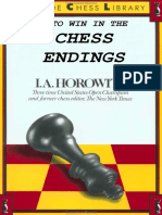 How to Win in the Chess Endings [I. A. Horowitz].pdf