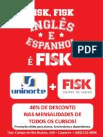 Banner Parceria FISK - Uninorte