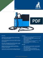 Dust Free Vacuum Blaster