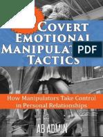 30 Covert Emotional Manipulatio - AB Admin.epub