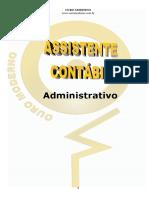 Apostila de Aula - ASSISTENTE CONTÁBIL.pdf