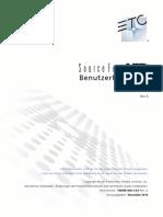 SourceFour LED Benutzerhandbuch