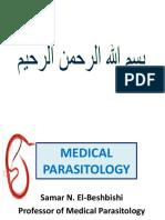 MEDICAL PARASITOLOGY.pdf