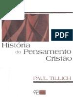 Paul Tillich - História do Pensamento Cristão.pdf