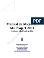 6126261 Manual Microsoft Project v21 Gantt