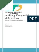 Analisis Grafico y Nalitico de La Posicion