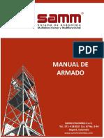 Manual de Armado Andamio Ref 1.4m