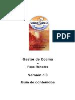 Guia_contenidosgestor de Cocina Paco Roncero