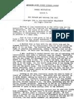 1934 Advanced Super Lesson 6