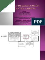 Métodos de La Educación en La Antigua Grecia 1