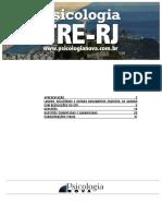 TRE-RJ Psicologia Aula 01