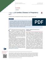 Elkayam Et Al High-Risk Cardiac Disease in Pregnancy