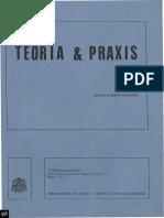 BUENO, Gustavo, Teoria y Praxis.pdf