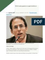 Mark Weisbrot - EEUU Está Jugando Un Papel Terrible en Venezuela