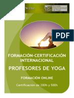 Programa Completo Formacion EIY