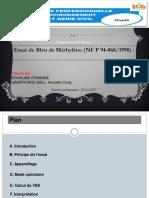 Essai Bleu de Mytelhene Version Final