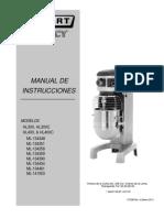 f37286 (Mo)Batidora Hl 300 y Hl 400 (Esp)