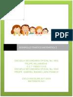 Desarrollo Temático Matemática I 2017