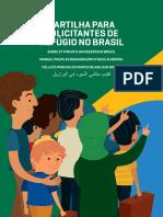 Cartilha Para Solicitantes de Refugio No Brasil