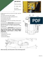 Moving Instruction SR-40