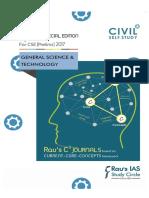 Raus IAS - Focus Special Edition - Science & Tech - For Prelims 2017.pdf