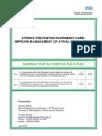 STROKE Prevention - AF - Support Pack July 12 - JW