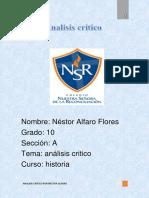 La Expansión Imperialista de Gran Bretaña Nestor Alfaro