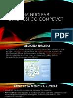 Medicina Nuclear Diagostico Con PET-CT