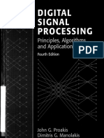 315033002 Digital Signal Processing Principles Algorothims and Applications 4th Edition John G Proakis