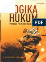 Buku Logika Hukum