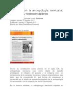 Indígenas en la antropología mexicana