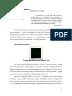 Parcial y Escritura 2016